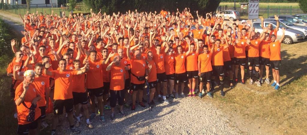 350 arbitri in corsa per la solidarietà