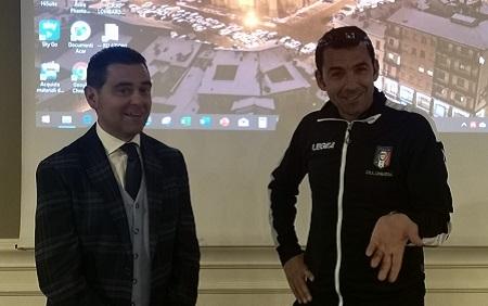 Alberto Zaroli e Alessandro Pizzi